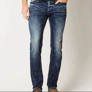 BKE Alec Straight Legged Jeans - 30 x 32